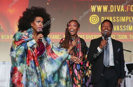 Stock Picture of Sheryl Lee Ralph, Brandy Norwood and William Allen Young