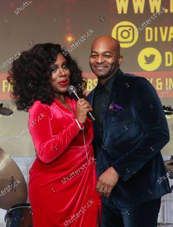 Editorial image of DIVAS: Simply Singing, Taglyan Complex, Los Angeles, USA - 01 Dec 2019