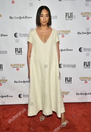Editorial picture of 2019 IFP Gotham Awards - Arrivals, New York, USA - 02 Dec 2019
