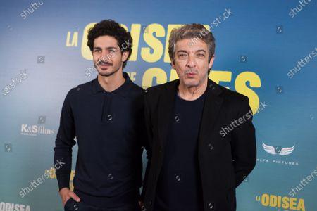 Chino Darin and Ricardo Darin