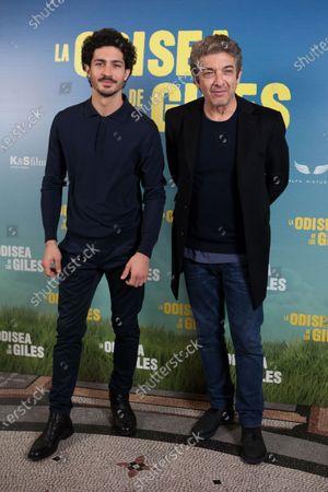 Editorial photo of 'Heroic Losers' film premiere, Madrid, Spain - 26 Nov 2019