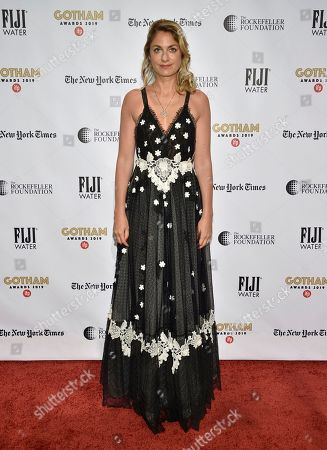 Laure de Clermont-Tonnerre attends the Independent Filmmaker Project's 29th annual IFP Gotham Awards at Cipriani Wall Street, in New York