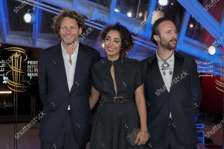 Stock Photo of Golshifteh Farahani and guests