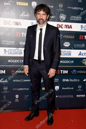 Editorial photo of Gran Gala of Football, Arrivals, Milan, Italy - 02 Dec 2019