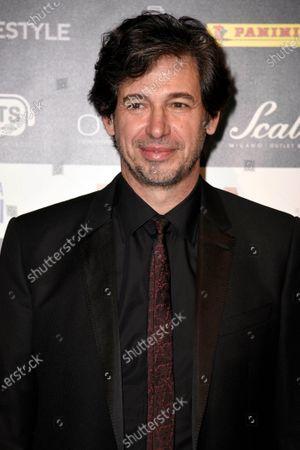 Stock Photo of Demetrio Albertini