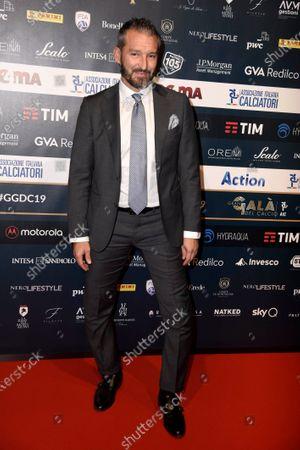 Stock Image of Gianluca Zambrotta