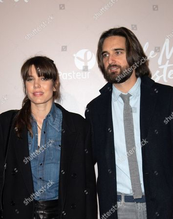 Editorial photo of 'The Best is Yet to Come' film premiere, Grand Rex, Paris, France - 02 Dec 2019