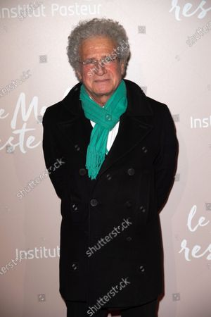 Editorial picture of 'The Best is Yet to Come' film premiere, Grand Rex, Paris, France - 02 Dec 2019