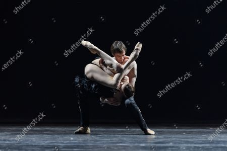 Denis Savin and Svetlana Zakharova