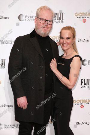 Editorial photo of IFP Gotham Awards 2019 - Red Carpet Arrivals, New York, USA - 02 Dec 2019