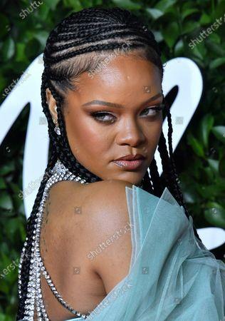 Stock Image of Rihanna