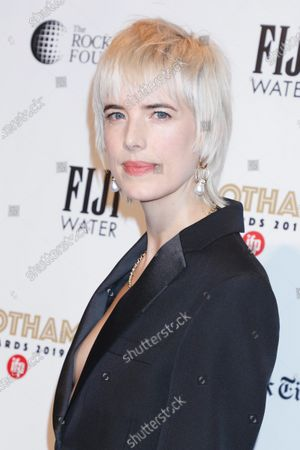 Stock Photo of Agyness Deyn