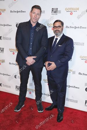 Editorial picture of 29th Annual IFP Gotham Awards, Arrivals, Cipriani Wall Street, New York, USA - 02 Dec 2019