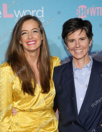 Stock Picture of Stephanie Allynne, Tig Notaro