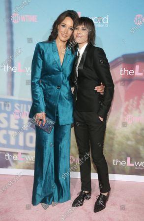Editorial picture of 'The L Word: Generation Q' TV show premiere, Arrivals, Regal Cinemas L.A. LIVE, Los Angeles, USA - 02 Dec 2019