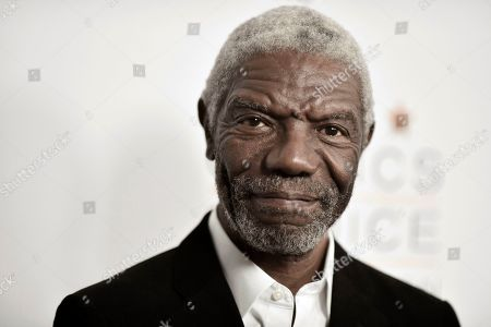 Stock Picture of Vondie Curtis-Hall attends the Celebration of Black Cinema at the Landmark Theatre, in Los Angeles