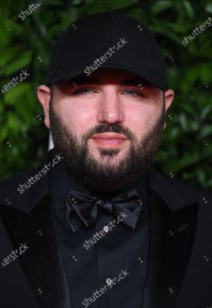 Stock Picture of Michael Halpern