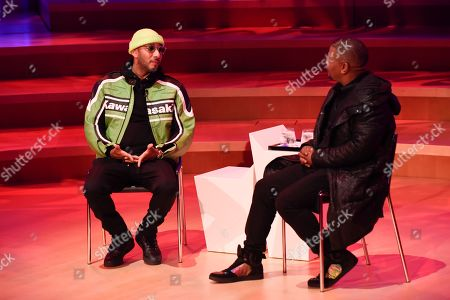 Swizz Beatz and Kehinde Wiley