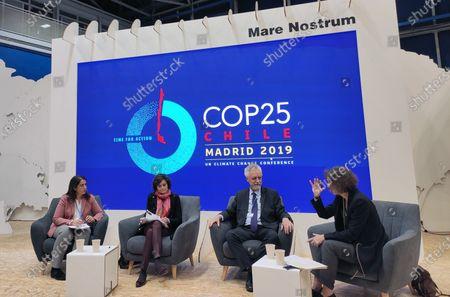 Editorial picture of UN Climate Change Conference COP25, Madrid, Spain - 03 Dec 2019