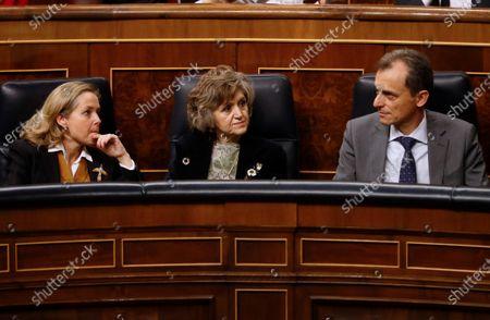 Editorial picture of Opening of XVI Legislature at Spanish Parliament, Madrid, Spain - 03 Dec 2019