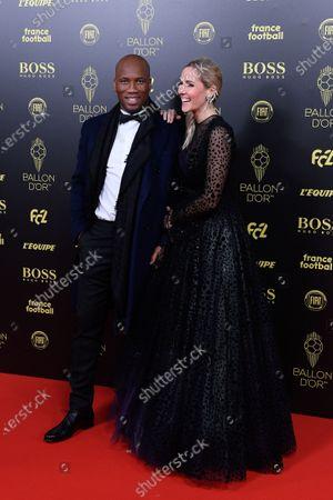Editorial photo of Ballon d'Or awards, Theatre du Chatelet, Paris, France - 02 Dec 2019