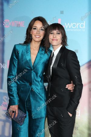Editorial photo of 'The L Word: Generation Q' TV show premiere, Arrivals, Regal Cinemas L.A. LIVE, Los Angeles, USA - 02 Dec 2019