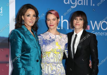 Jennifer Beals, Leisha Hailey, Kate Moennig