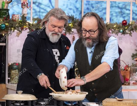 The Hairy Bikers - Dave Myers and Simon King