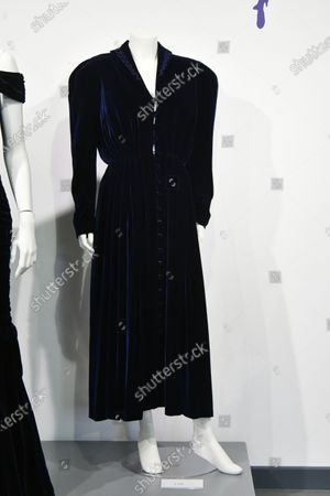 Editorial picture of Passion for Fashion Auction, London, UK - 03 Dec 2019