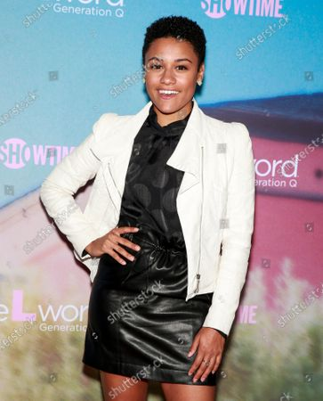 Editorial image of 'The L Word: Generation Q' TV show premiere, Arrivals, Regal Cinemas L.A. LIVE, Los Angeles, USA - 02 Dec 2019