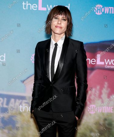 Stock Picture of Kate Moennig