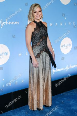 Editorial image of 15th Annual UNICEF Snowflake Ball, Arrivals, New York, USA - 03 Dec 2019
