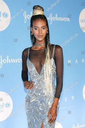Stock Picture of Grace Mahary