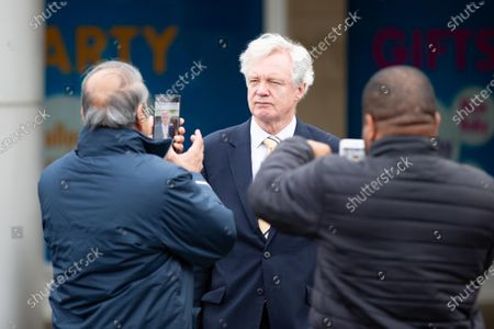Editorial photo of Conservative Party General Election campaigning, Peterborough, UK - 03 Dec 2019