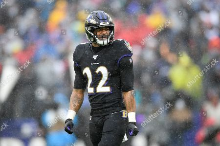 Week 13. Baltimore Ravens cornerback Jimmy Smith (22) stands on the field in the first half of an NFL football game against the San Francisco 49ers, in Baltimore, Md