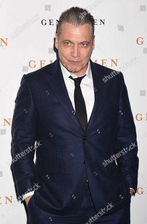 Editorial image of 'The Gentleman' VIP film screening, London, UK - 03 Dec 2019