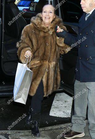 Editorial photo of 'Good Morning America' TV Show, New York, USA - 03 Dec 2019