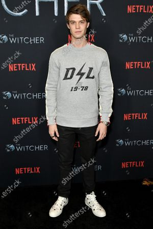 Stock Photo of Colin Ford
