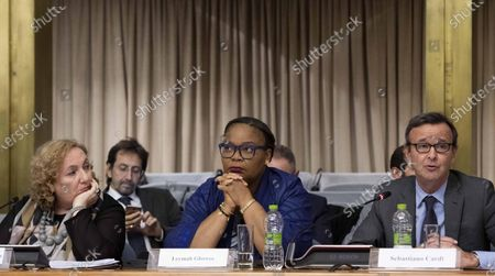 Editorial photo of Women's Rights Conference in Rome, Italy - 03 Dec 2019
