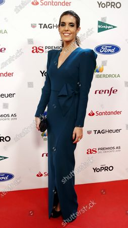 Editorial image of 'Premios As del Deporte' awards in Madrid, Spain - 03 Dec 2019