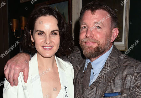 Guy Ritchie and Michelle Dockery