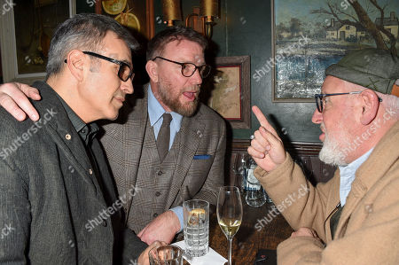 Guy Ritchie and Ray Kelvin