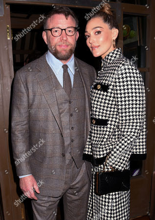 Editorial photo of 'The Gentleman' VIP film screening after party, London, UK - 03 Dec 2019
