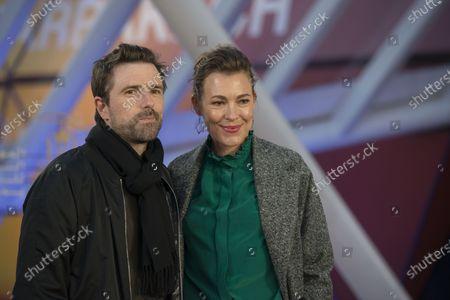 Editorial picture of 18th Marrakech Film Festival, Morocco - 03 Dec 2019