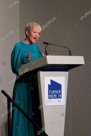 Editorial picture of Turner Prize 2019 Winner announced, Margate, United Kingdom - 03 Dec 2019