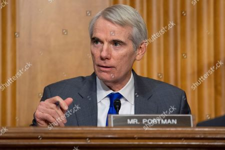 United States Senator Robert Portman (Republican of Ohio)