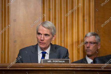 United States Senator Robert Portman (Republican of Ohio)
