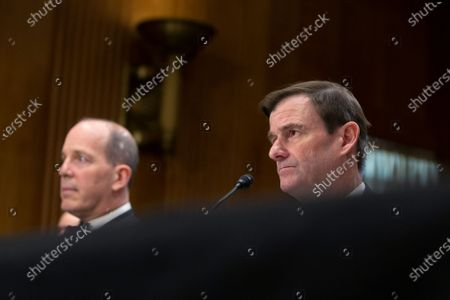 Editorial image of United States Senate Committee on Foreign Relations, Washington DC, USA - 03 Dec 2019