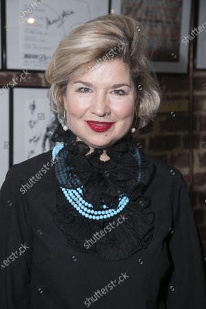 Stock Photo of Issy Van Randwyck (Lady Brockhurst)