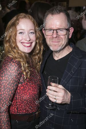 Victoria Yeates and Matthew White (Director)